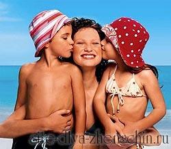 Загар для детей: как подготовить кожу и не испортить себе отпуск