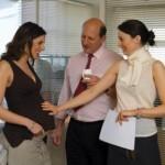 Как сказать начальнику о беременности