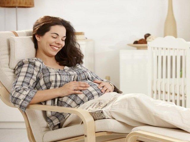 Как не нервничать во время беременности