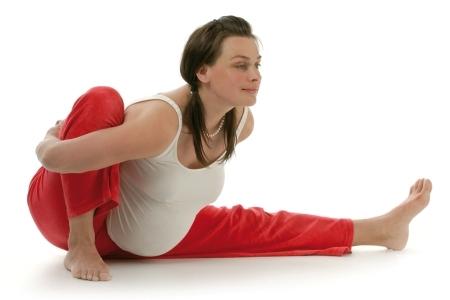 У беременной болит спина поясница что делать