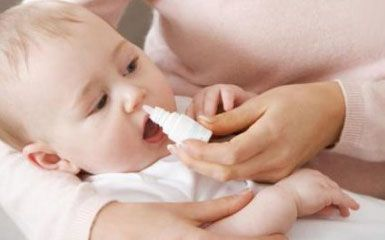 Лечение ОРЗ у грудных детей – поддерживающие методы