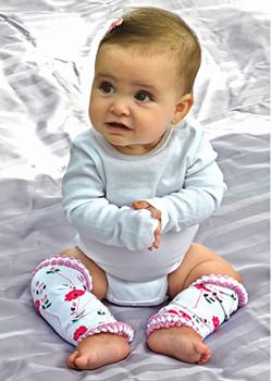 Ребенок не сидит в слинге