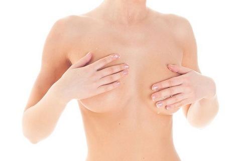 Как поднять обвисшую грудь после беременности спорном