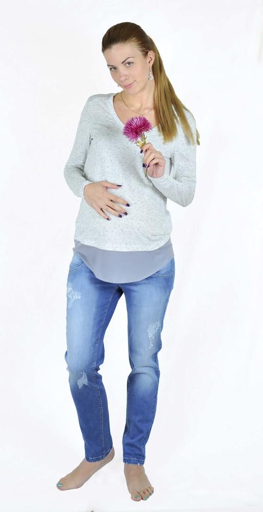 Джинсы для беременных: как выбрать, как сделать, как носить