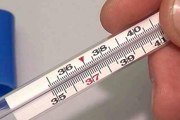 Как сбить температуру ребенку уксусом с водой