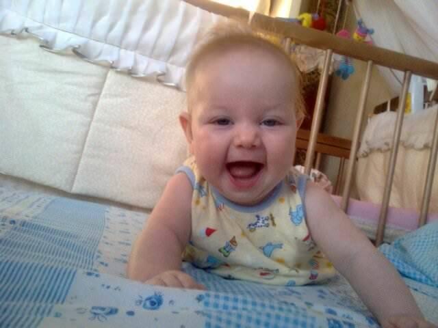 Развитие ребенка 4 месяца