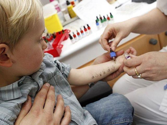 Пищевая аллергия у ребенка: симптомы и диета, как проявляется аллергия?
