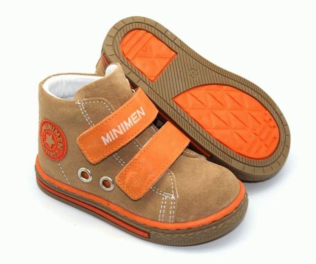 Ортопедическая и анатомическая обувь для детей