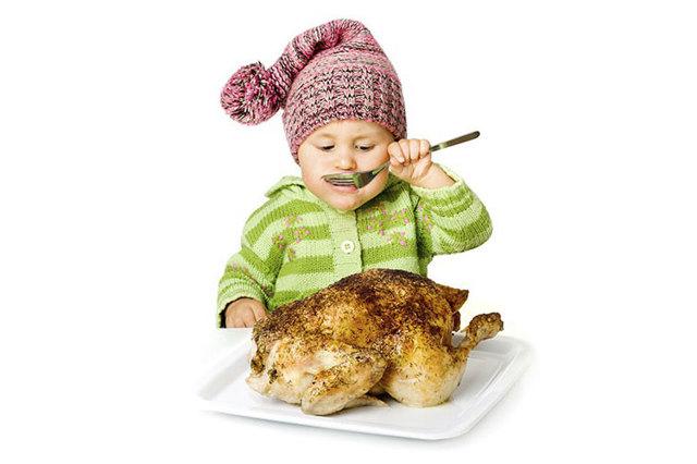 Нужно ли ребенку мясо