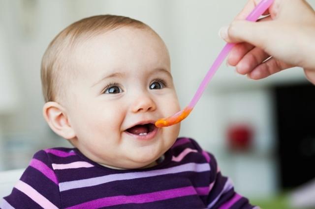 Полезные овощи для детей