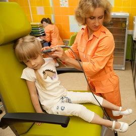 Лечение глухоты у детей
