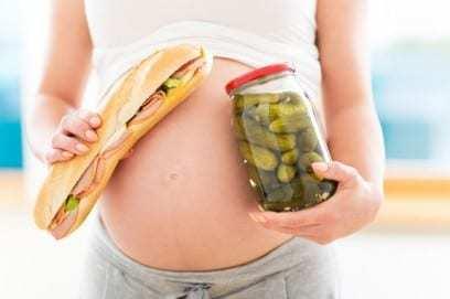 Что можно во время беременности?