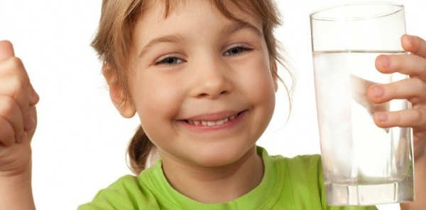 Сколько воды должен пить ребенок
