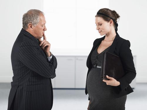 Как работать во время беременности
