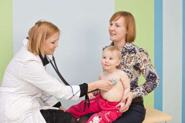 Прививка от дифтерии детям: как и куда делают, противопоказания, последствия