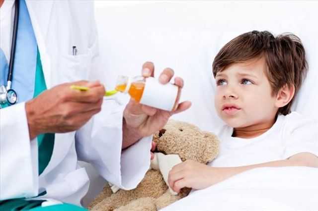 Кишечный грипп у детей: симптомы, лечение, профилактические меры