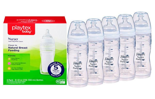 Какую бутылочку выбрать для новорожденного