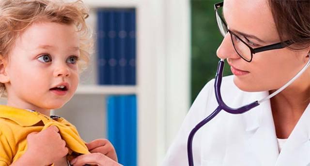 Виды кашля у детей и что его вызывает