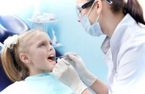 Дефекты и болезни молочных зубов у детей