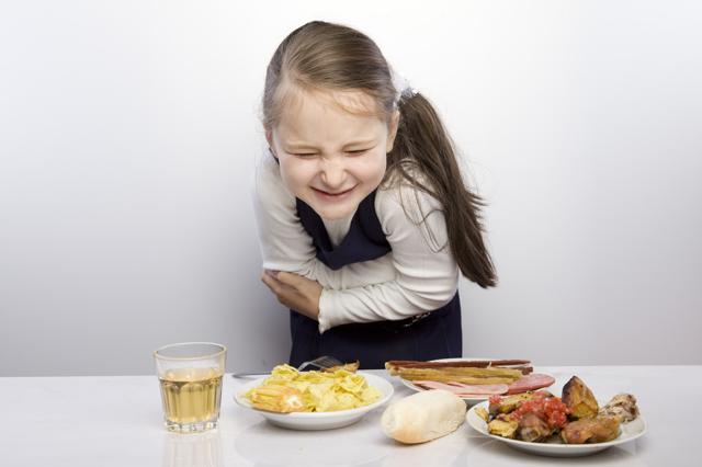 Летние болезни у детей