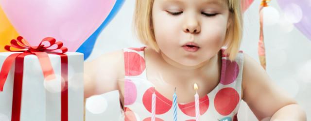 Сценарий Дня рождения девочки или мальчика 6 лет: идеи проведения празднования