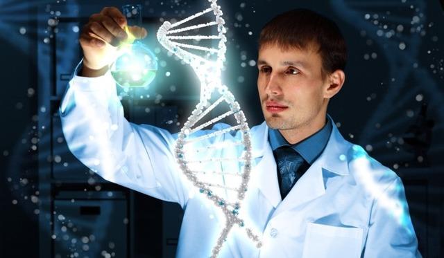На приеме у генетика