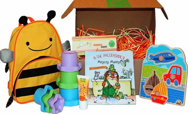 Какую игрушку подарить ребенку?