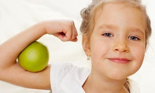 11 лучших продуктов для повышения иммунитета у детей