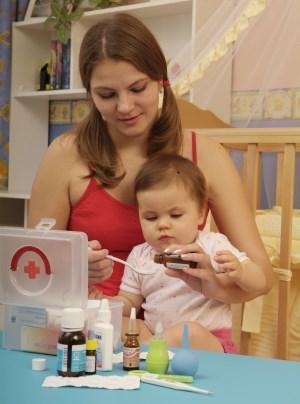 Причины и последствия кашля у детей