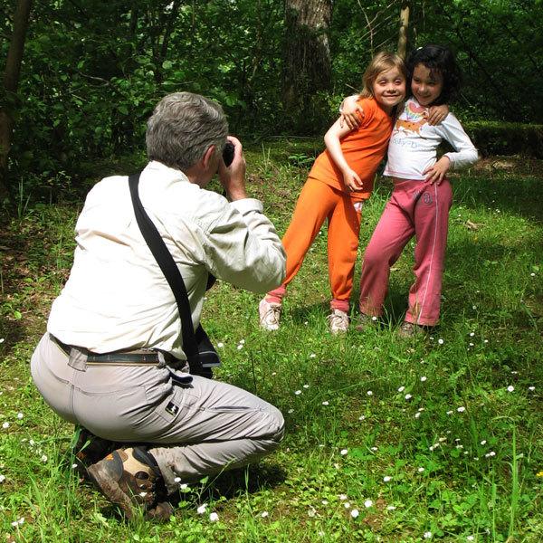 Фото-класс – учимся фотографировать детей правильно
