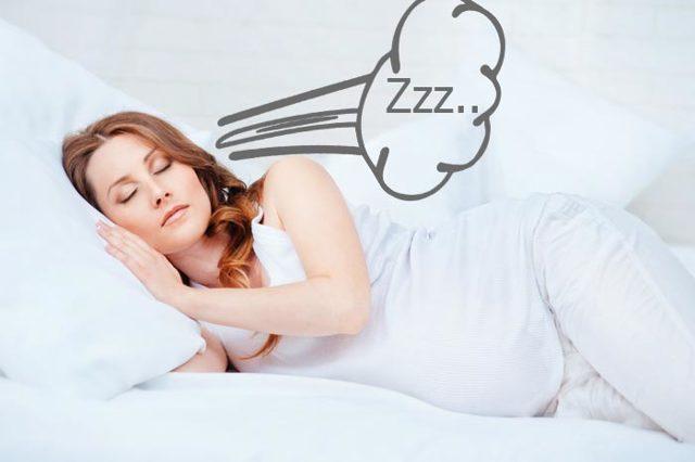 Храп при беременности: причины и как избавиться от храпа на поздних сроках?