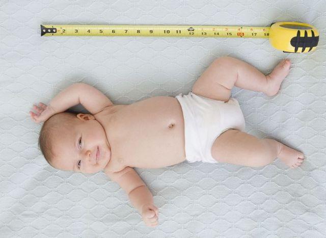 Нормальный вес ребенка при рождении