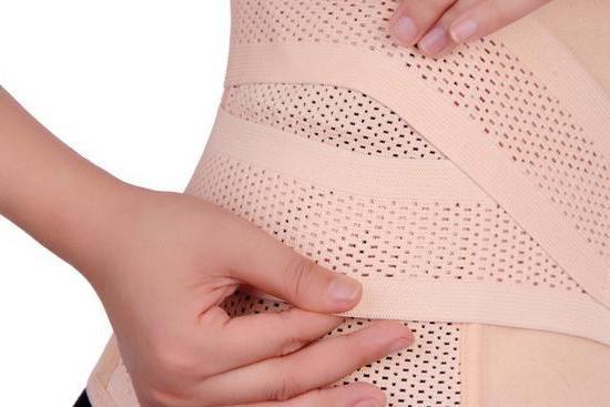 Послеродовой бандаж: зачем, когда, как и сколько носить