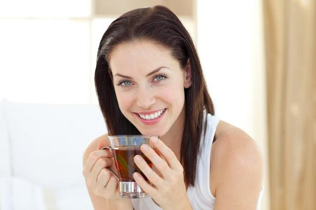 Зелный чай при беременности споры о пользе и вреде любимого напитка