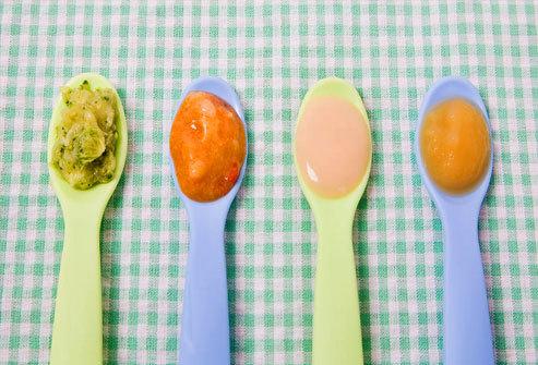 Несколько советов по питанию ребенка