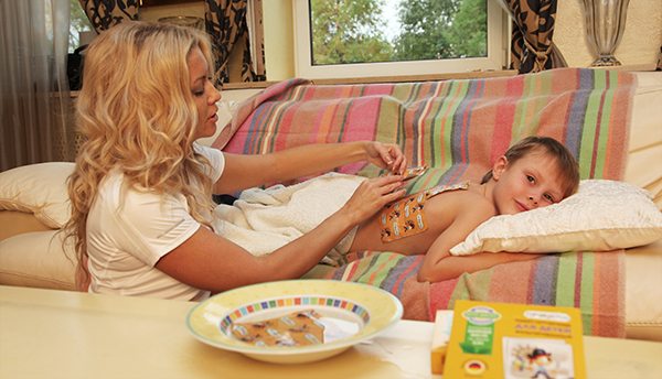 Трахеит у детей: симптомы и лечение