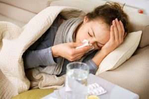 Причины аллергии при кормлении грудью