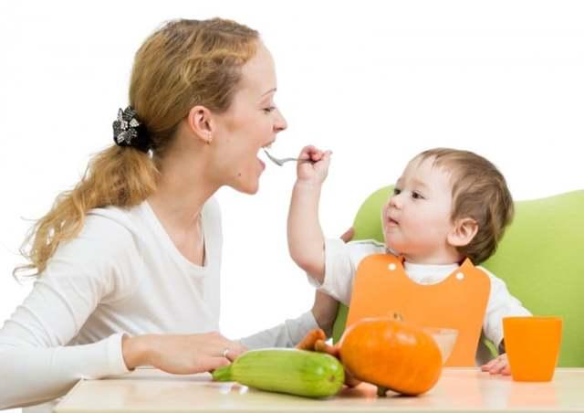 Что кушать при кормлении грудью