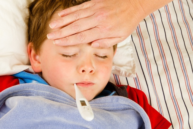 Грипп у детей: симптомы, лечение, профилактика, возможные осложнения