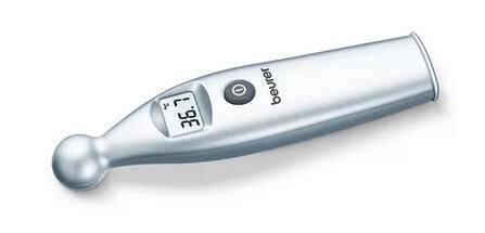 Как измерить температуру ребенку
