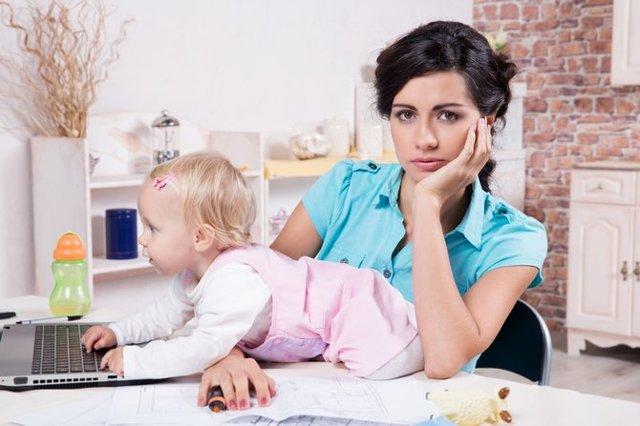 10 страхов молодых мам