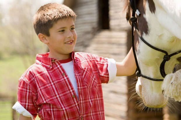 Иппотерапия для детей: чем полезна и кому показана