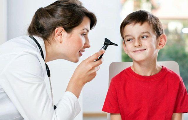 Отит у ребенка: причины, признаки и симптомы, лечение и профилактика