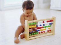 Игры с ребенком от 0 до 12 месяцев