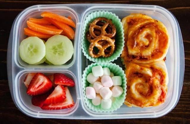 Какие выбрать продукты на завтрак для ребенка?