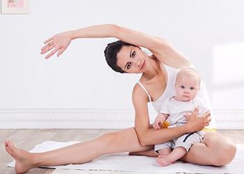 Восстановление фигуры после родов - с чего начать?