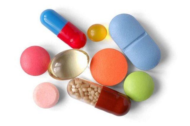 Прием таблеток во время беременности