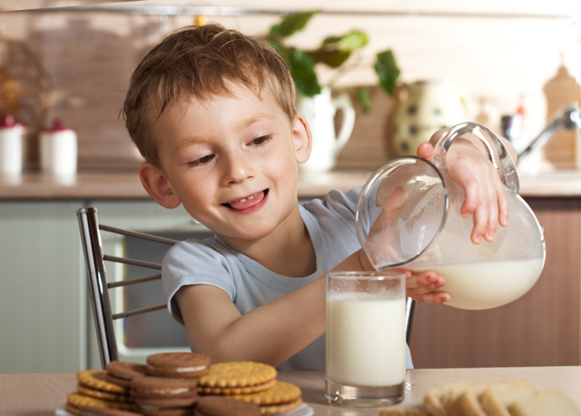 Чем полезна теплая пища для ребенка