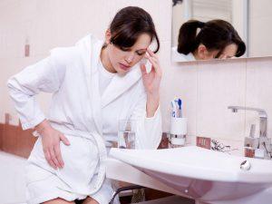 Чем опасен токсикоз во время беременности