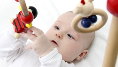 Развитие ребенка 1 месяц